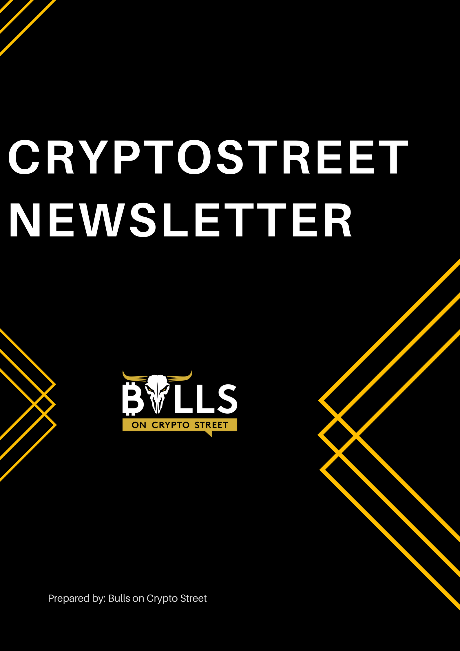 CryptoStreet Newsletter – August 27