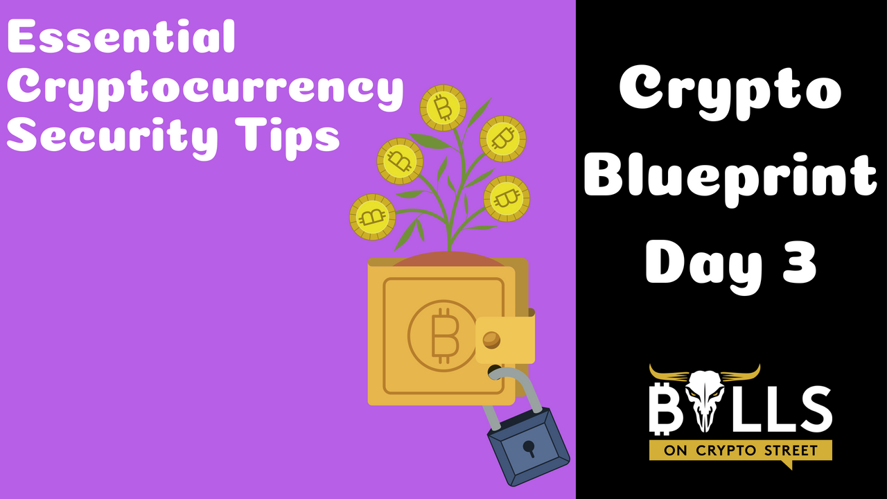 Essential Cryptocurrency Security Tips