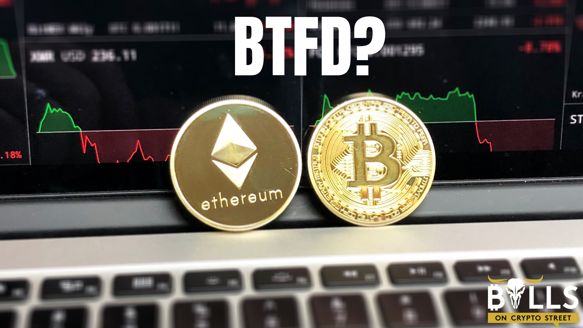 Should You Buy This Crypto Dip?