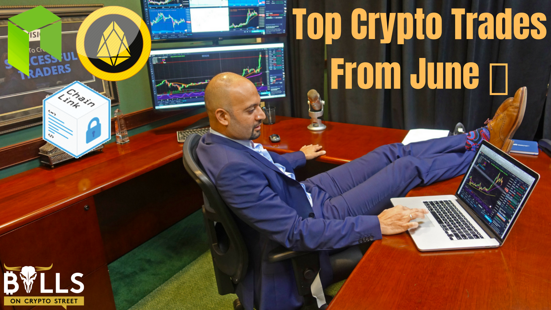 Top Crypto Trades From June: Cryptostreet Monthly Recap
